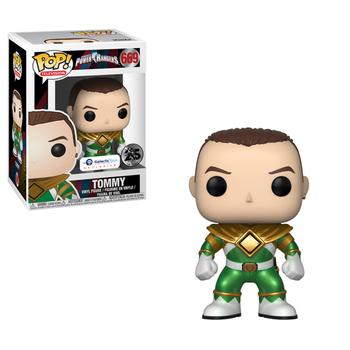 image de Tommy (Green Ranger) (Metallic)