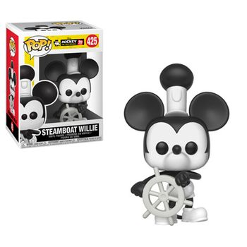image de Steamboat Willie (With Boat Wheel)