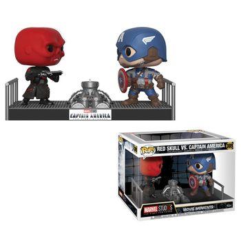 image de Red Skull vs Captain America