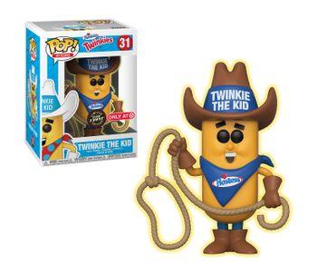 image de Twinkie The Kid (Glow In The Dark) (Logo Bandana)