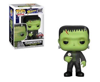 image de Frankenstein (with Flower)