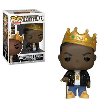 image de Notorious B.I.G. with Crown