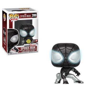 image de Spider-Man (Negative Suit) (Glow in the Dark)