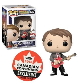 image de Marty McFly (w/ Guitar) [Canadian Convention]