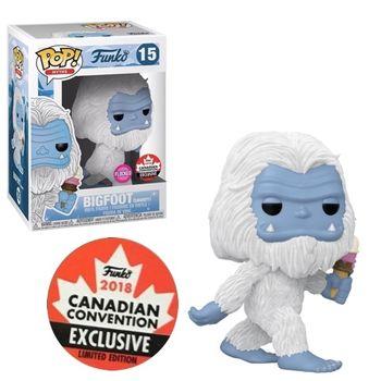 image de Bigfoot (Snowy) [Canadian Convention]