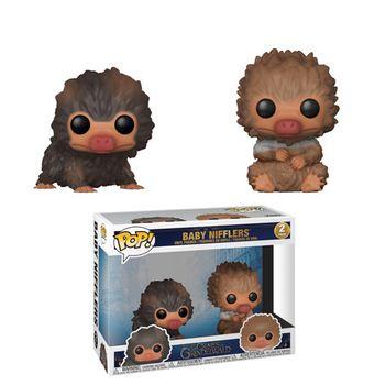 image de Baby Nifflers (Brown & Tan) (2-Pack)