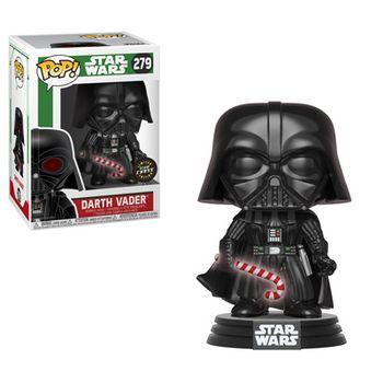 image de Darth Vader (Candy Cane) (Glow in the Dark)