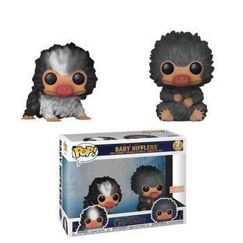 image de Baby Nifflers (Black & Gray) (2-Pack)