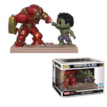 image de Hulkbuster vs. Hulk [Fall Convention]