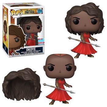 image de Okoye (Red Dress) [Fall Convention]