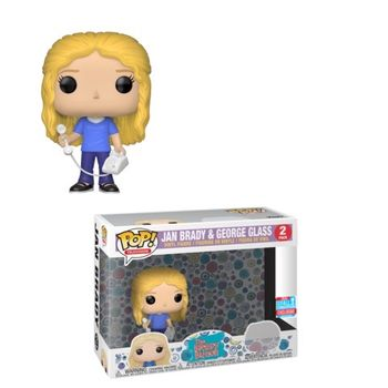 image de Jan Brady & George Glass (2-Pack) [Fall Convention]
