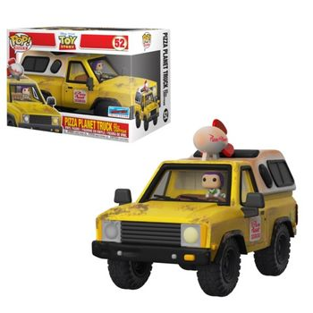 image de Pizza Planet Truck With Buzz Lightyear [NYCC]
