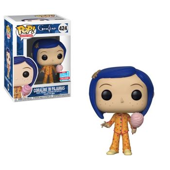 image de Coraline In Pajamas [Fall Convention]