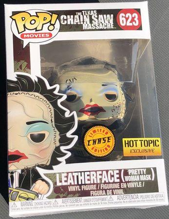 image de Leatherface (Pretty Woman Mask) (Bloody)