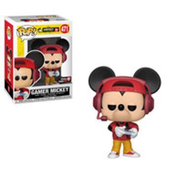 image de Gamer Mickey