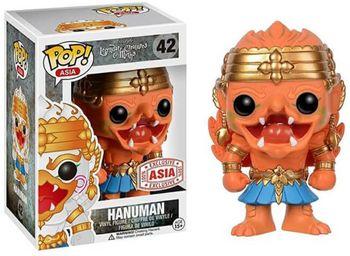 image de Hanuman (Orange)
