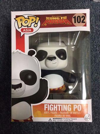 image de Fighting Po