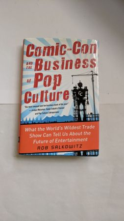 image de Comic Con and the Business of Pop Culture