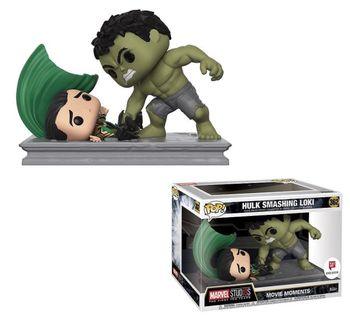 image de Hulk Smashing Loki #362 (Movie Moments) [Walgreens]