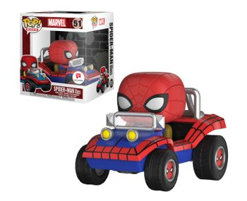 image de Spider-Man With Spider-Mobile