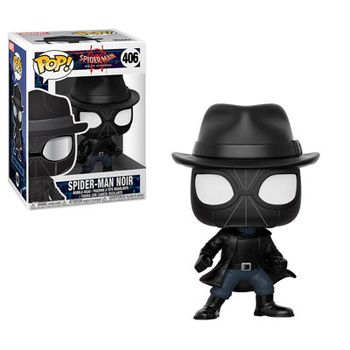 image de Spider-Man Noir (With Hat)