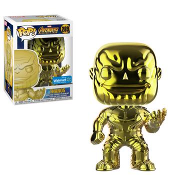image de Thanos (Infinity War) (Yellow Chrome)