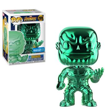 image de Thanos (Infinity War) (Green Chrome)