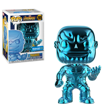 image de Thanos (Infinity War) (Blue Chrome)