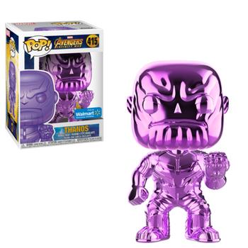 image de Thanos (Closed Fist) (Purple Chrome)