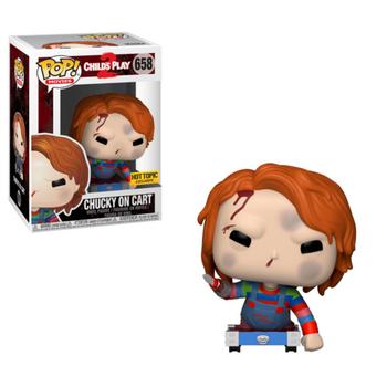 image de Chucky on Cart