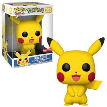 image de Pikachu (10-Inch)