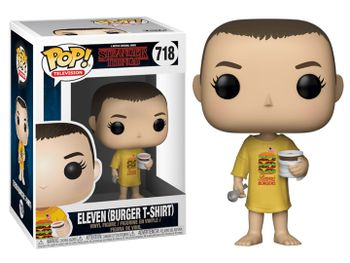 image de Eleven (Burger T-Shirt)