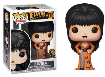 image de Elvira (Orange Dress)