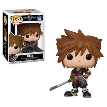 image de Sora (Kingdom Hearts III)