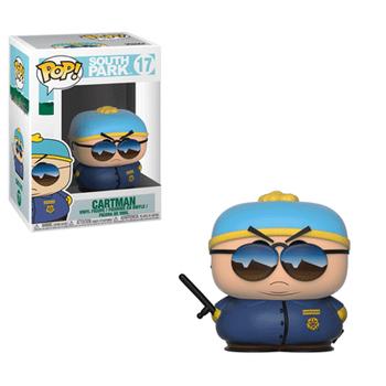 image de Cartman (Cop)