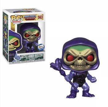 image de Skeletor (Battle Armor) (Metallic)