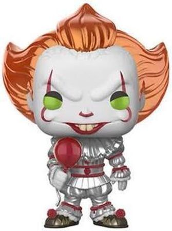 image de Pennywise With Balloon #475 (Metallic) [Hot Topic]