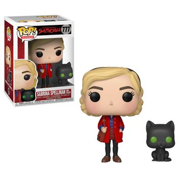 image de Sabrina Spellman and Salem