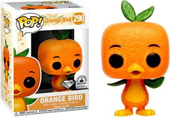 image de Orange Bird (Diamond Collection)