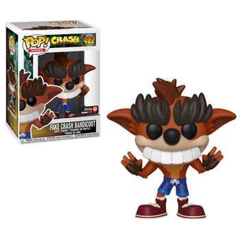 image de Fake Crash Bandicoot