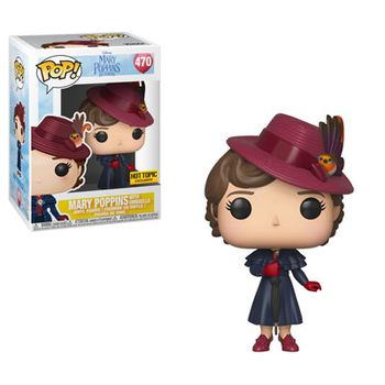 image de Mary Poppins With Umbrella