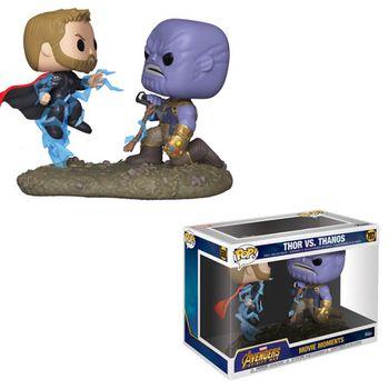image de Thor vs. Thanos