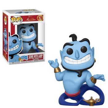 image de Genie with Lamp