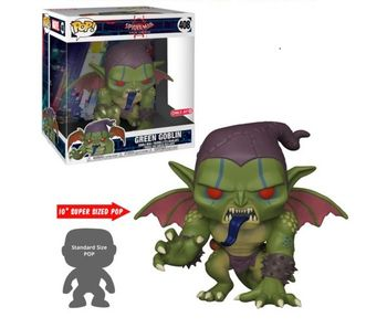 image de Green Goblin (Into The Spider-Verse) (10-Inch)