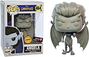 image de Angela (Gargoyles) (Stone)