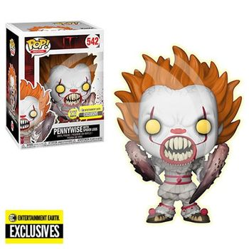 image de Pennywise With Spider Legs (Glow In The Dark)