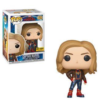image de Captain Marvel (Jacket)