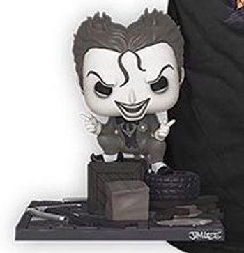 image de The Joker (Hush) (Black & White)