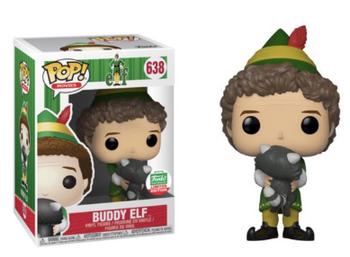 image de Buddy the Elf (Raccoon)
