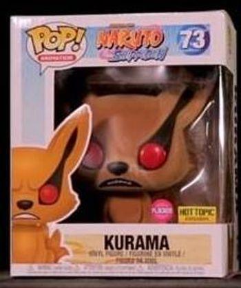 image de Kurama (Flocked)